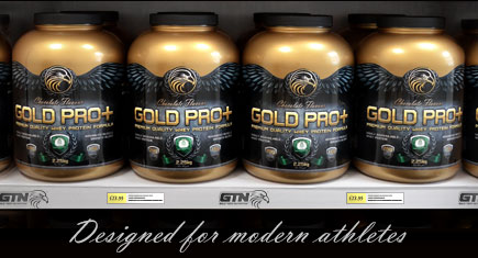 Gold Tech Nutrition in premium outlets